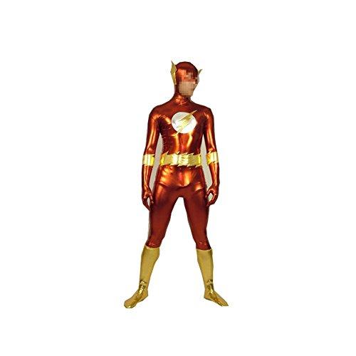 The Flash Costume Hoodie (Harry Shops Halloween Holiday Flash Man Kids Cosplay Costume)