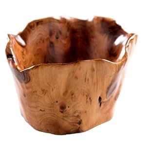 Shiraleah Root of Earth Decorative Bowl, Small