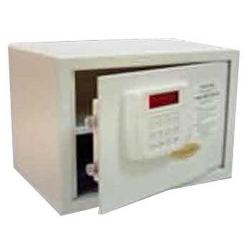 Wilson Safe Hotel Dorm and Patient Safe, Electronic Lock, 12-1/2