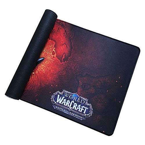 World-of-Warcraft-Extended-Gaming-Mouse-Pad-LargeKeyboard-and-Mouse-Combo-Pad-Desk-Mat-275-x-118-x-01