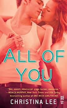 All of You: Between Breaths by [Lee, Christina]