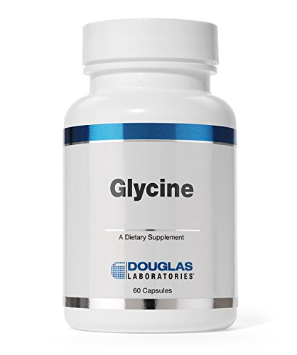 Douglas Laboratories - Glycine - Amino Acid Support of Neurological, Gastrointestinal and Connective Tissue Health*