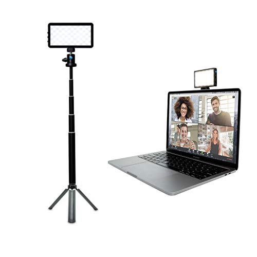Lume Cube Broadcast Lighting Kit | Self Broadcasting and Live Streaming | Video Conferencing | Remote Working | Zoom…