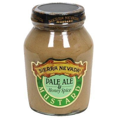 Sierra Nevada Specialty Food Mustard Pale Ale/Honey (6x8 Ounce )