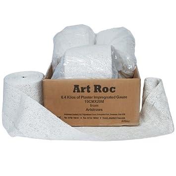 Artstraws 16 x 8 cm x 3 m Art-Roc Class Pack