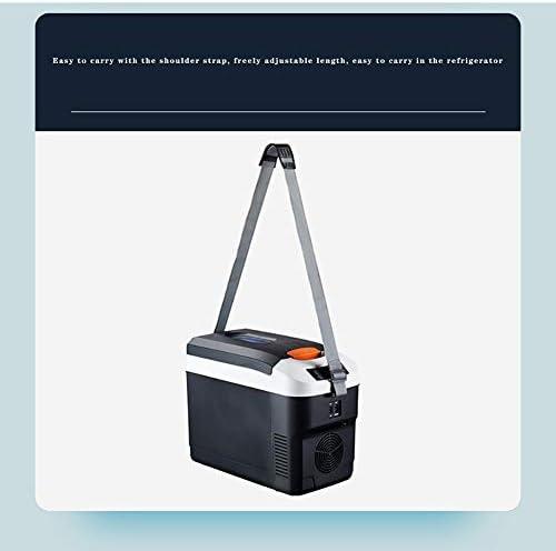 ミニ冷蔵庫 冷温庫 冷蔵庫 小型 カー冷蔵庫、カーホームデュアル使用10Lシングルコア機械CNCバージョンミニ冷蔵庫、使用されるために店の果物、野菜、ドリンク (Color : Mechanical)