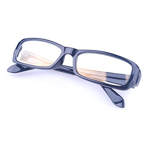G&T Unisex Anti Computer Radiation Glasses Fashion Clear Lens UV Protection - Define Light Polarised