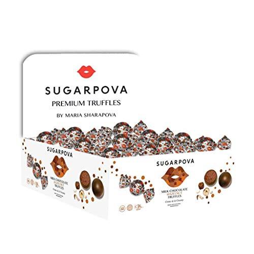Sugarpova Milk Chocolate Hazelnut Truffles 50