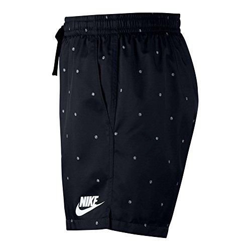 Pantaloncini Nike – Sportswear nero/grigio/bianco