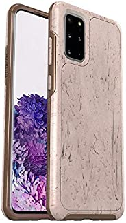 OtterBox SYMMETRY CLEAR SERIES Case for Galaxy S20+/Galaxy S20+ 5G - SET IN STONE (STONE RED/ROSE GOLD/SET IN