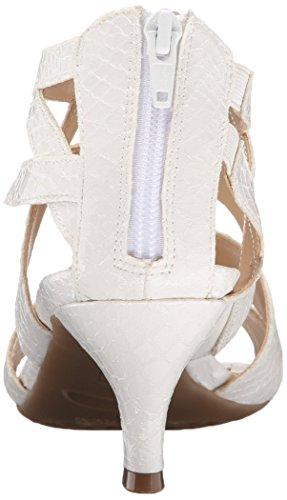 Aerosoles Sandalias de la mascarada vestido de las mujeres White Snake