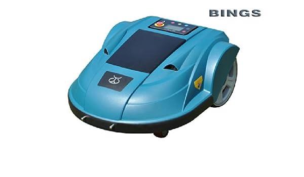 Bings 800M Robot Lawn Mower mejor precio + grass cutter ...