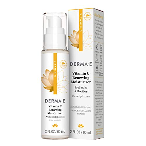 DERMA E Vitamin C Renewing Moisturizer 2 oz