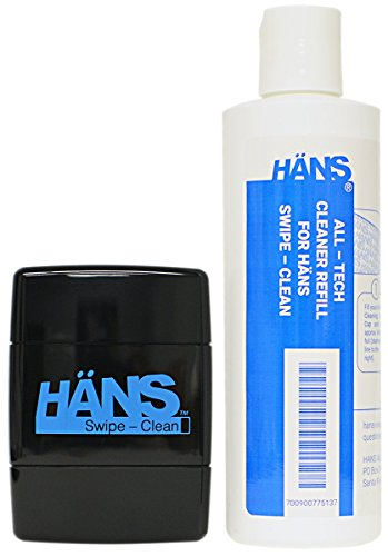 Cleaner 1 Screen (HÄNS Limited Edition Swipe - Clean 1:1 Bundle - Screen Cleaner for Smartphones, Tablets, Laptops and Other Devices)