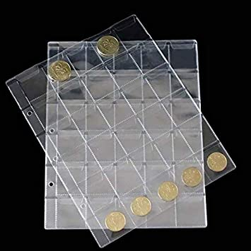 MULTI MASTER COLLECTORS ALBUM 100 x A4 SLEEVES FOR MULTI COLLECT SELECT TYPE