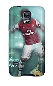 Hot Tpye Jack Wilshere Case Cover For Galaxy S5