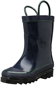 Western Chief Kids Solid Firechief Rain Boot