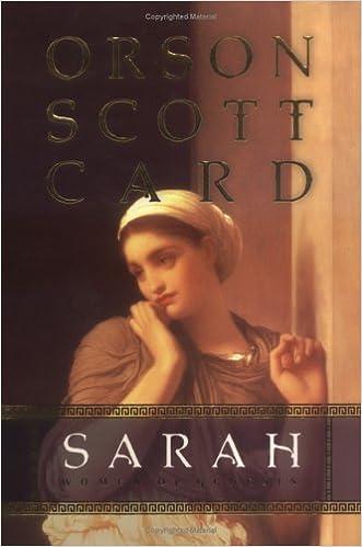 Amazon sarah women of genesis 9781570089947 orson scott amazon sarah women of genesis 9781570089947 orson scott card books fandeluxe Choice Image