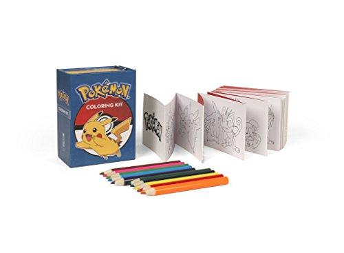 Pokemon Coloring Kit Photo - Pokemon Gaming