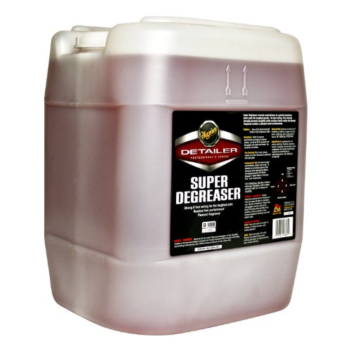 Meguiar's D10805 Super Degreaser - 5 Gallon by Meguiar's