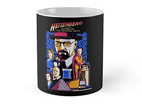Army Mug heisenberg - 11oz Mug - Features wraparound prints - Dishwasher safe - Made from Ceramic - Best gift for family friends]()