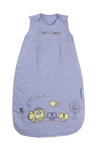 Slumbersafe Summer Baby Sleeping Bag 1 Tog - Choo Choo,6-18 months/MEDIUM [並行輸入品]   B0785S6Q2L