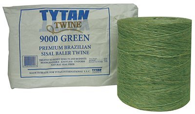 Tytan International Sisal Twine (2 Pack), Green