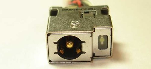 Oem Hp Mini - Genuine OEM AC DC Harness Power Jack Connector in HP Mini HP 311-1160LA HP 311-1165LA HP 311-1170LA