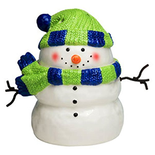 Snowman Wax (Snowman Scentsy Wax Warmer Full-size Premium Room Air Freshner)