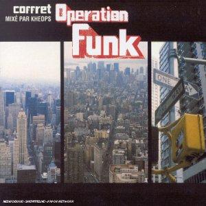 Coffret 2 CD : Opération Funk mixé par Kheops: Artistes Divers: Amazon.fr:  Musique