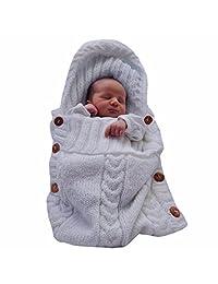 QIYUN.Z Baby Sleeping Bag Warm Soft Newborn Infant Sleeper Sleepsacks