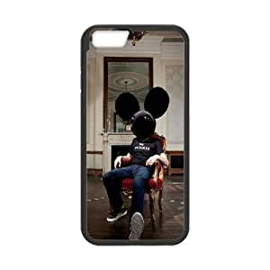 Electronic Dj Deadmau5 iPhone 6 4.7 Inch Cell Phone Case Black DIY Gift xxy002_5048346