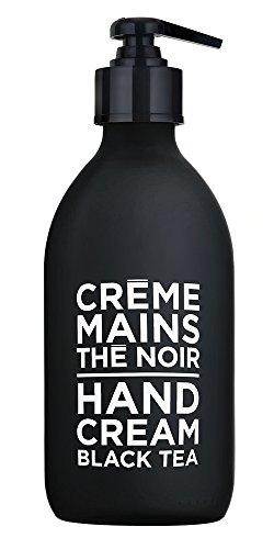 Black Olive Cream - Compagnie de Provence Hand Cream Black Tea 10 fl oz Glass Bottle