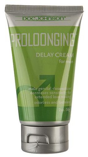 Doc Johnson Desensitizing Prolong Cream For Men 56g