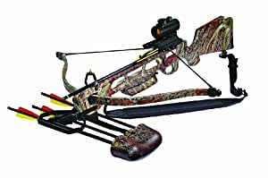 Arrow Precision Inferno Fury Crossbow Kit (175-Pounds)