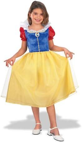 Amazon.com: Snow White – Disfraz: Chica Tamaño de la 4 – 6 ...