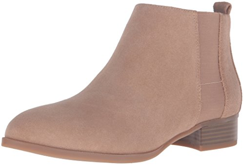 Natural Suede Womens Boot Nine Nolynn West Hyqp4cwOXO