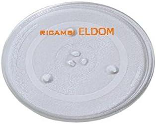 Plato microondas 31,5 cm: Amazon.es: Hogar
