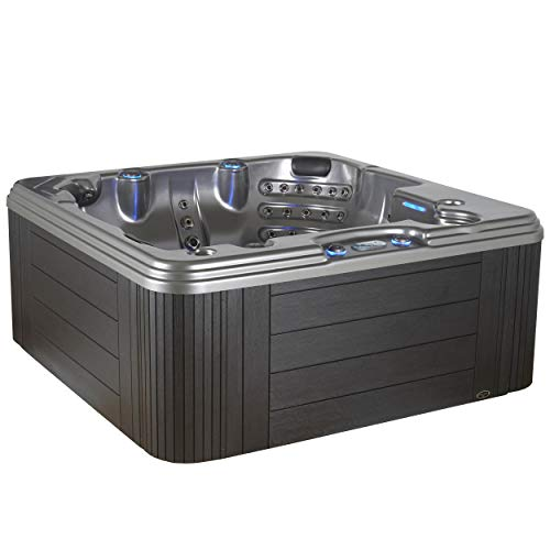 Essential Hot Tubs SS2140517817 Solara hot tubs, Black Winter Solstice from Essential Hot Tubs