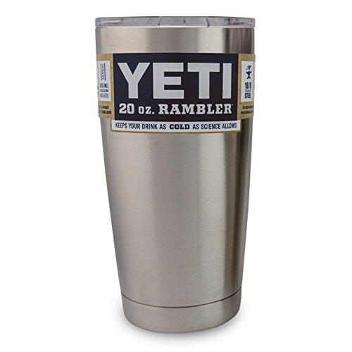 rambler stainless steel tumbler