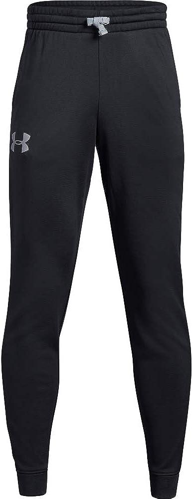 Under Armour Boys' Armour Fleece Joggers: Clothing