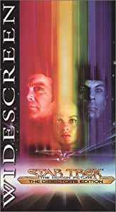 Star Trek - The Motion Picture (The Director's Edition) (Widescreen) [VHS]