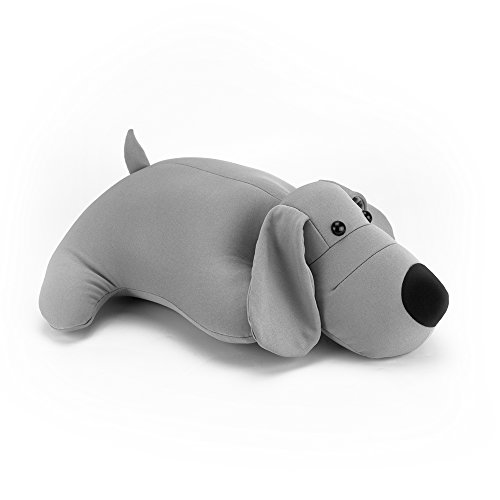 Animal Travel Pillow : Puppy Neck Pillow/Stuffed Animal Travel Pal by Satellas Perfect Travel Pillow for Any Age ...