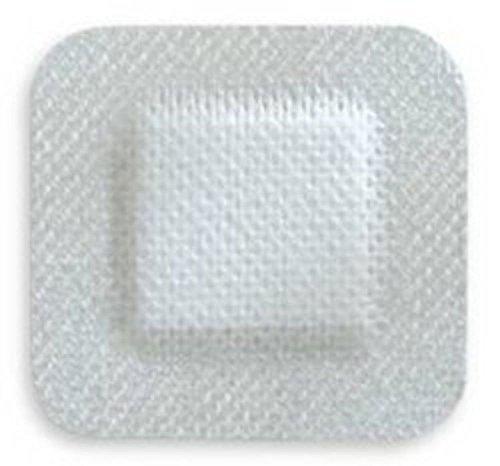 MCKESSON Adhesive Island Dressing McKesson Nonwoven Gauze 4 X 4'' Square (#16-89244-BG, Sold Per Bag) by McKesson