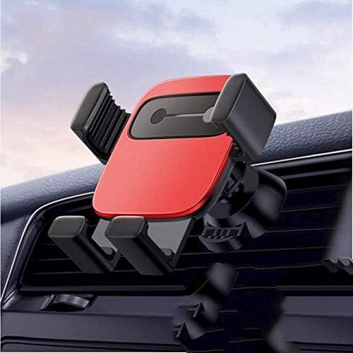 汎用性の高い室内空気出口カーナビゲーション自動車電話ホルダー自動車電話かわいい表現サポートブラケットの車のバックル