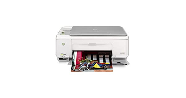 Amazon.com: HP Photosmart C3180 All-in-One Printer, Scanner ...