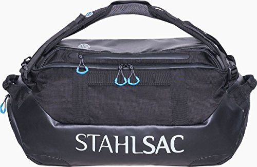 Stahlsac Steel Duffle (Black)