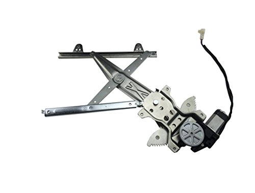 Mifeier Rear Driver Left Side Power Window Regulator With Motor For 97-01 Toyota camry Sedan (2006 Pt Cruiser Window Motor compare prices)