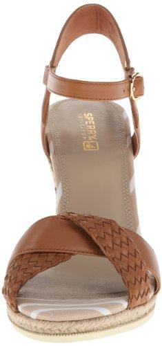 Sperry Top-Sider Womens Saylor Flip Flop Cognac