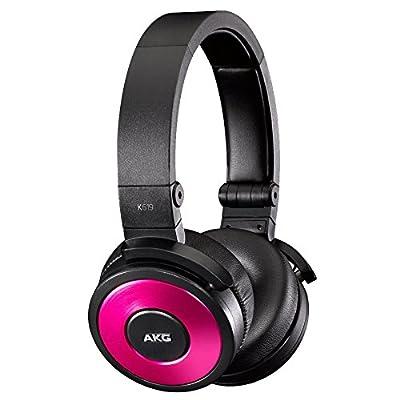 K619 DJ - Kopfhörer ( Ohrenschale ) - Pink